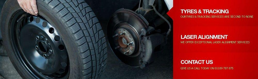 Wokingham tyres